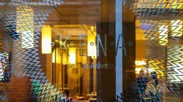 Kena, experiencia nikkei de Luis Arévalo en Madrid