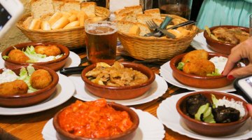 "Instameet Málaga: Una ""improvisada"" ruta gastronómica #WWIM14Málaga"