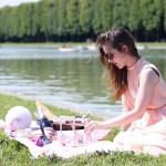 Pique Nique girly à Versailles + Surprise – Elodie in Paris