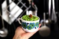 Ma recette de pesto vert aux petits pois
