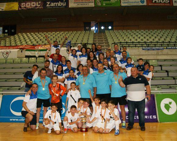 Benjamín Flecha Negra se proclama Campeón de España al ganar 3-1 a Real Oviedo