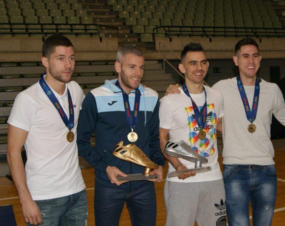 MUNDIAL COLOMBIA| Miguelín, Bebe, Raúl y Álex empiezan su preparación con España