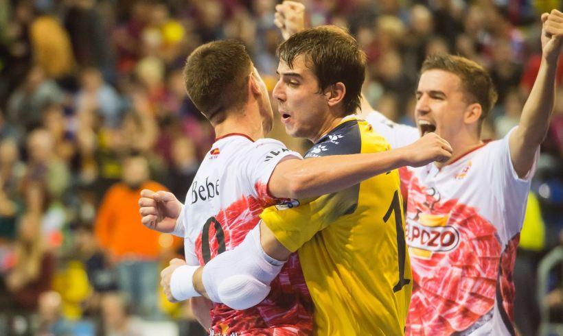 Crónica 8ª J| ElPozo Murcia remonta con fe e intensidad para lograr la victoria en el Palau (2-3)