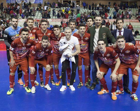 Galería  ElPozo Murcia FS 3-2 Palma Futsal (@Pascu Méndez)