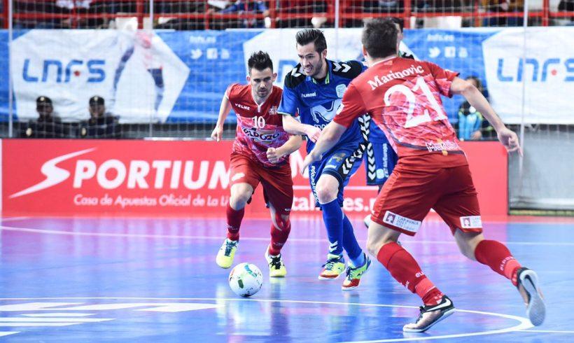Crónica Jª 20| Movistar Inter 6-4 ElPozo Murcia FS