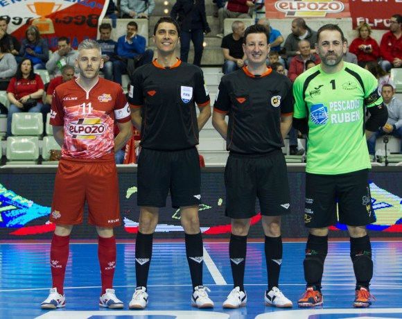Galería Jornada 29 LNFS| ElPozo Murcia despide la Liga en el Palacio con goleada (Fotos:Pascu Méndez)