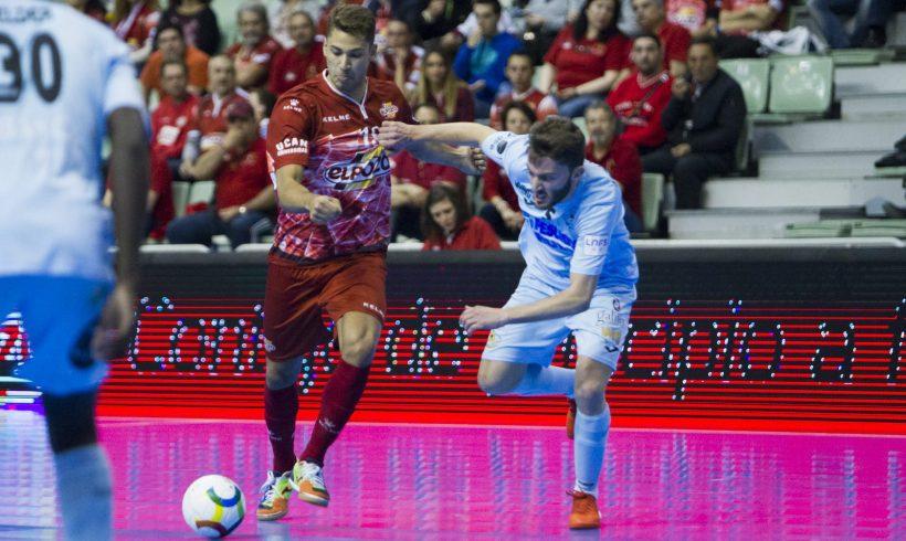 Crónica Jornada 29|ElPozo Murcia con una fuerte pegada gana 7-1 a Burela