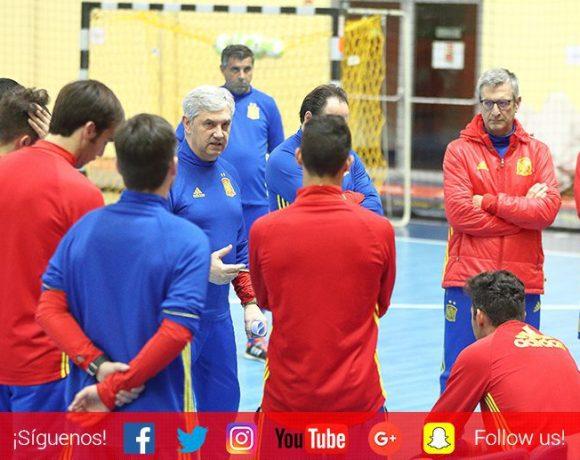 EUROCOPA 2018| España se acerca a la Fase Final y Croacia de Marinovic tiene una prueba de fuego ante la anfitriona Ucrania