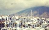 Puerto Banús en invierno