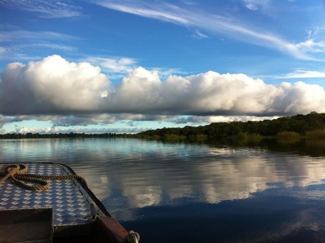 crucero por al amazonas