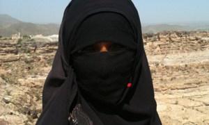 Yemen mujer
