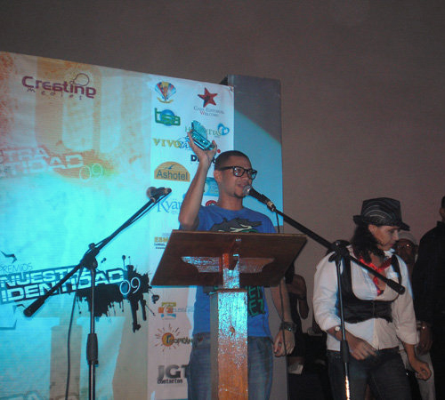 JIggy Drama Premios Nuestra Identidad 2009