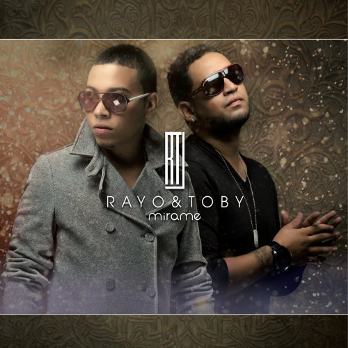 Rayo y Toby - Mirame Cover