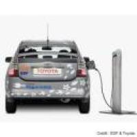 Toyota and EDF to propose electric cars