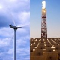 Two massive renewable energies projects