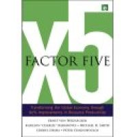 Book review : Factor five