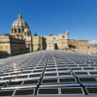 Five famous buildings with solar