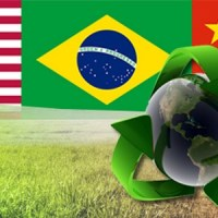 United States, China and Brazil outlined their climate plans