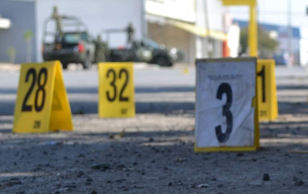 Mayoría de homicidios dolosos en Colima son con arma de fuego