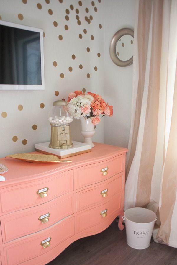 5-pintar-muebles-de-color-coral