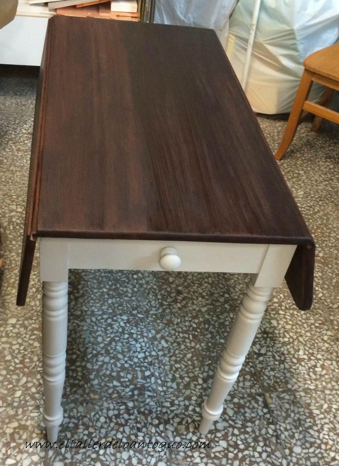 6-pintar-una-mesa-de-caoba-con-elegancia