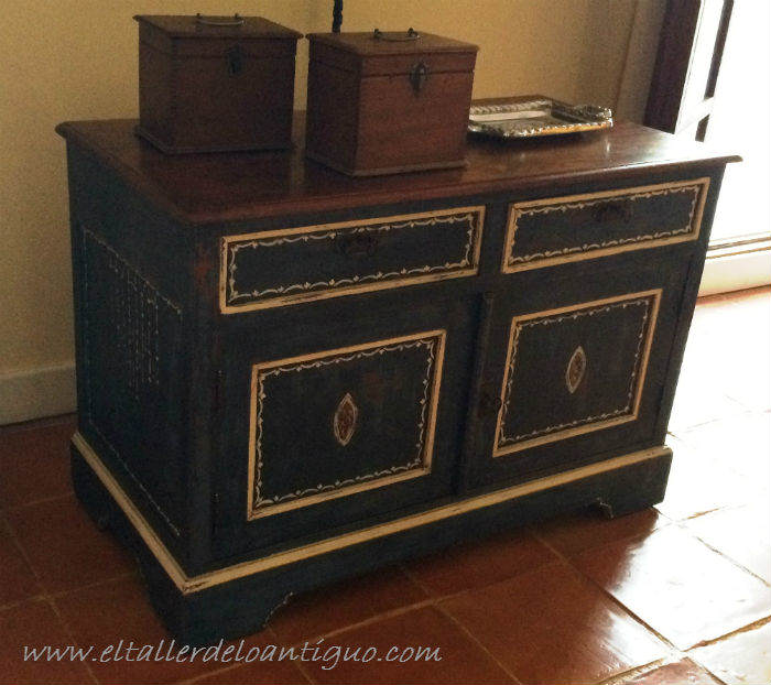pintura decorativa muebles dormitorio pintura decorativa. Black Bedroom Furniture Sets. Home Design Ideas