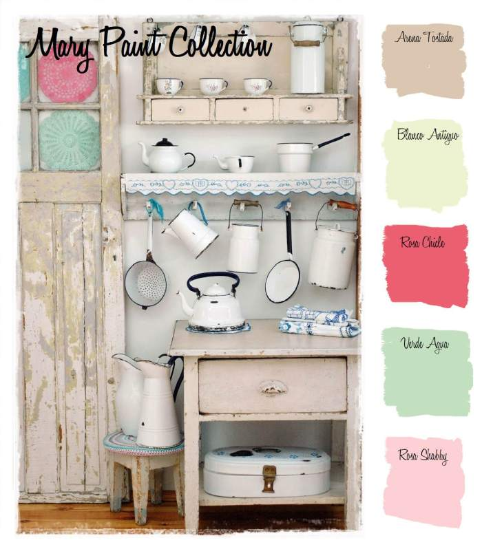 Mary Paint Collection 1