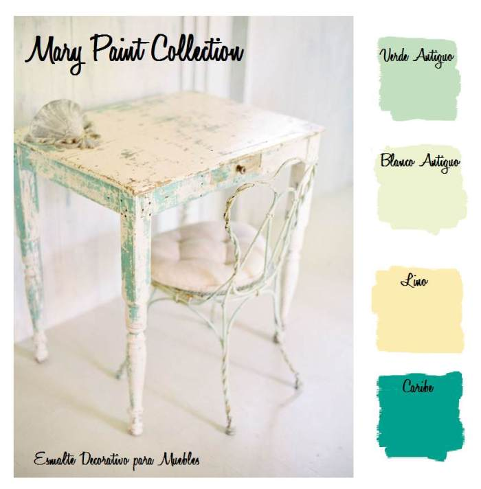 Mary Paint Collection 2