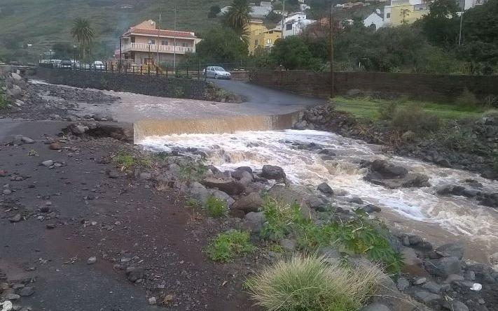 El Gobierno de Canarias declara la situación de alerta por Lluvias en Canarias