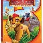 Reseña y sorteo de la película THE LION GUARD: UNLEASH THE POWER