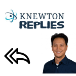 Knewton replies