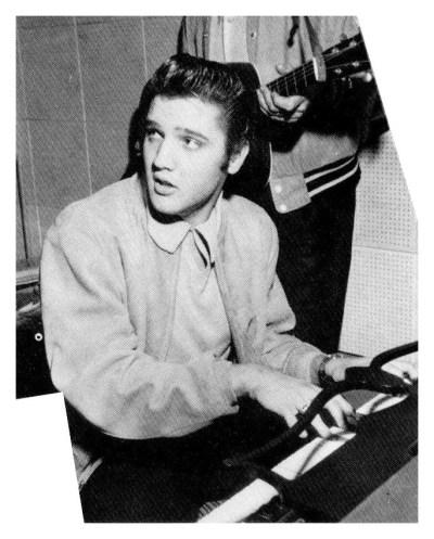 The Million Dollar Quartet – COMPLETE PHOTOGRAPHY (December 4, 1956)   Elvis – Echoes Of The Past