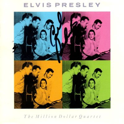 The Million Dollar Quartet – COMPLETE PHOTOGRAPHY (December 4, 1956) | Elvis – Echoes Of The Past