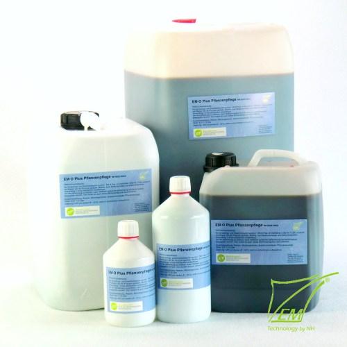 Produktbild EM·O Plus Pflanzenpflege Gruppe