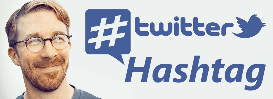 Los hashtags y Twitter