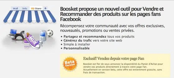 application-facebook-e-commerce-boosket