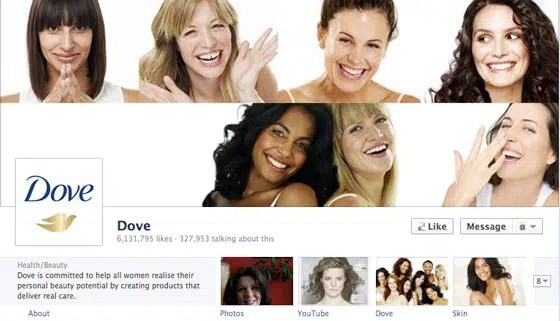 page-facebook-timeline-journal-dove