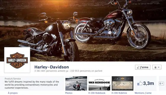 page-facebook-timeline-journal-harley-davidson
