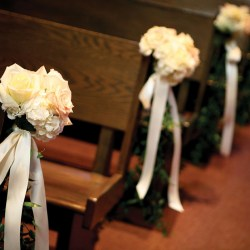 Awesome Church Pew Wedding Decorations Images Styles Ideas 2018