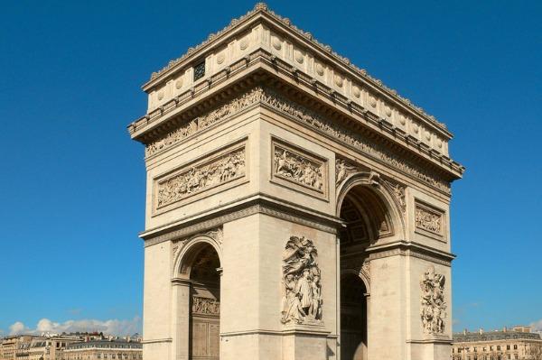 Você conhece a história do Arco do Triunfo de Paris?
