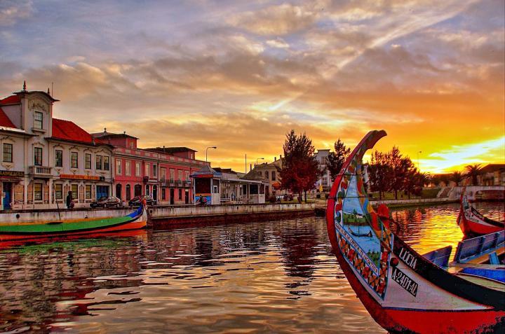 Aveiro está entre as 10 cidades art-nouveau mais bonitas de Portugal