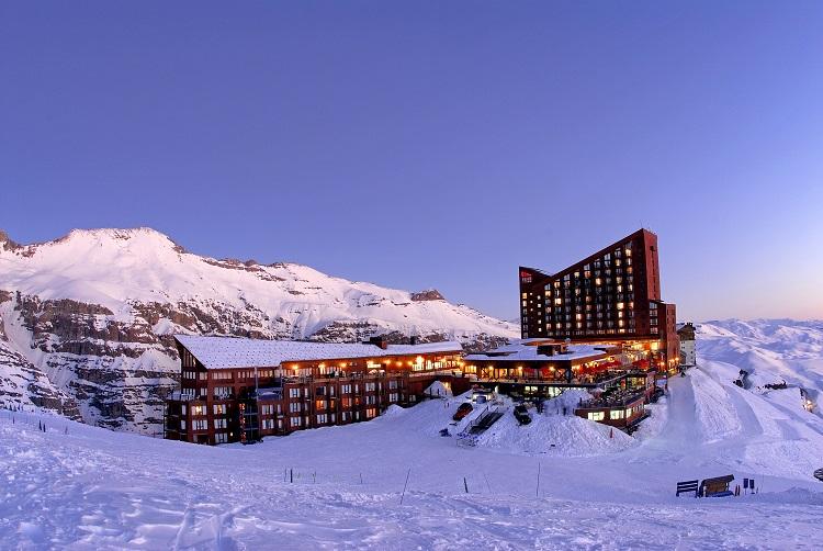 Temporada 2016 de Valle Nevado já está aberta