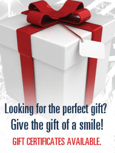 Gift certificates for teeth whitening are the perfect gift gift certificates available for valentines day negle Choice Image
