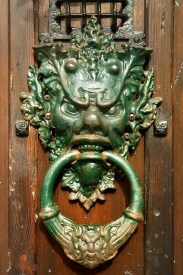 Needful Things - Door Knocker by Dominic's pics, on Flickr
