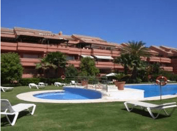 3 bedroom penthouse – 695,000 euros