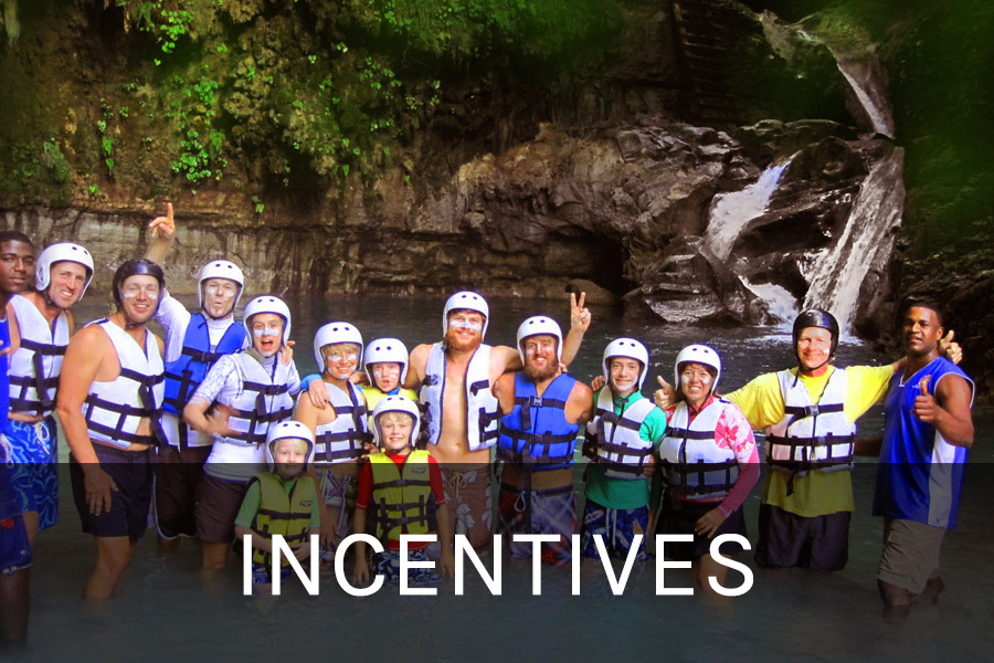 Turnkey incentive trip planning, from recommending locations throughout the world to developing creative itineraries to onsite management. Including: Location sourcing, Hotel negotiation, Itinerary planning & staffing, Entertainment & gala dinners, International relationships, Destination/travel management, Team building