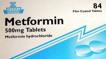 metformin label