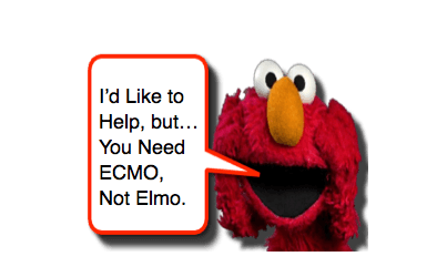 ECMO in the Ped ED