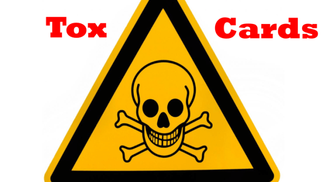 TOXCARD: Hyperthermia in the toxicological setting