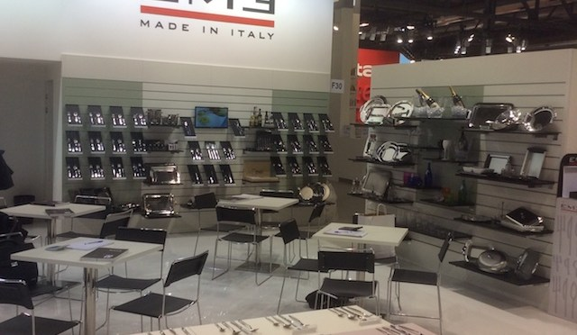 Ambiente and Catersource 2015 – Eme Posaterie Srl